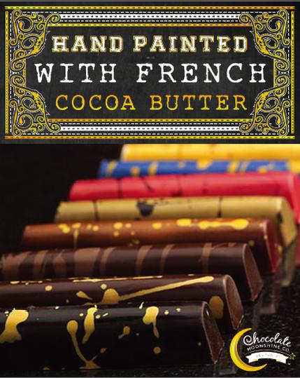 CHOCOLATE MOONSHINE FUDGE